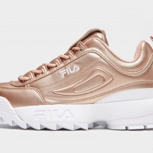 Fila Disruptor Premium Rose Gold / White
