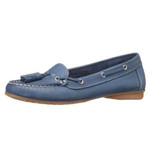 Filipe Shoes Loaferit Farkunsininen