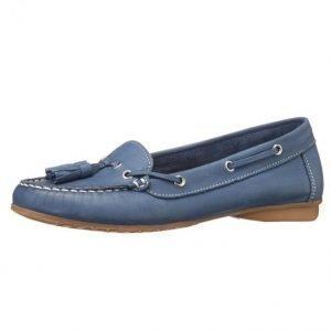 Filipe Shoes Loaferit Farkunsininen