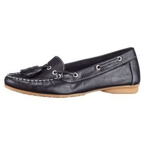 Filipe Shoes Loaferit Musta
