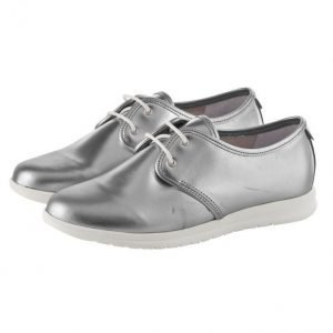 Filipe Shoes Nauhakengät Hopeanvärinen