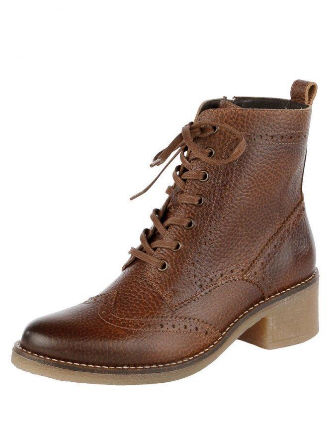 Filipe Shoes Nauhanilkkurit Konjakki