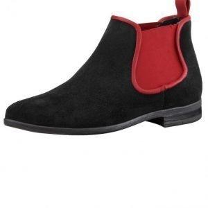 Filipe Shoes Nilkkurit Musta / Punainen