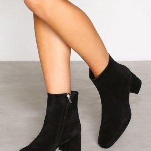 Filippa K Jean Mid Bootie Bootsit Musta