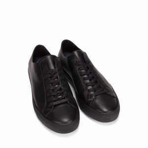 Filippa K M. Morgan Low-Top Sneaker Tennarit Musta