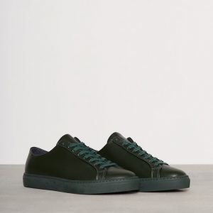 Filippa K M. Morgan Low-Top Sneaker Tennarit Vihreä