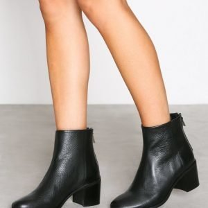 Filippa K Nicky Zip Boot Bootsit Musta