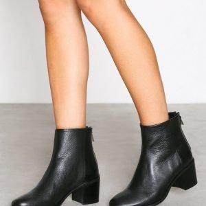 Filippa K Nicky Zip Boot Bootsit Musta