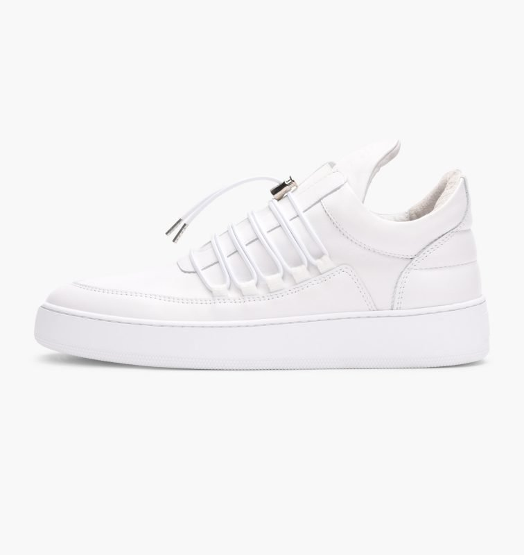 Filling Pieces Low Top Side Lace