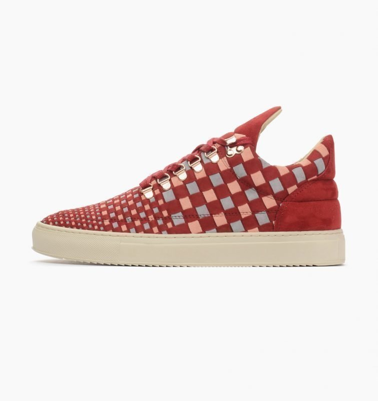 Filling Pieces x La Ferramenta Low Top