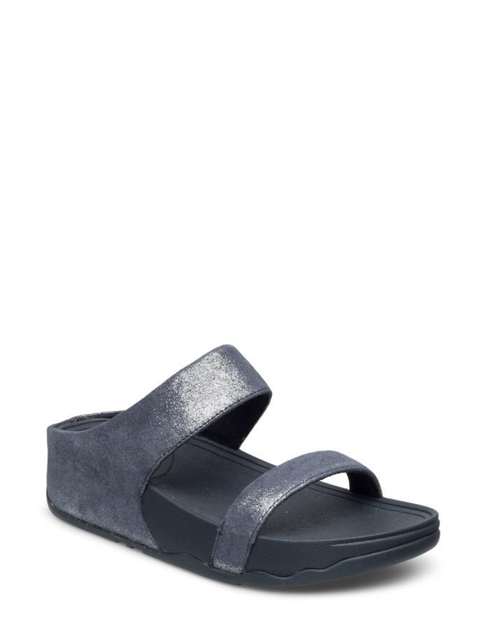 FitFlop Lulu Shimmersuede S