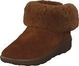 Fitflop Supercush Mukloaff Shorty Chestnut