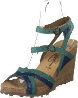 Fly London Aube Blue/Turquoise