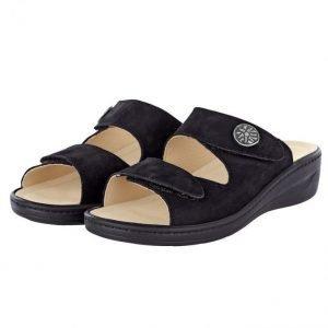 Franken Schuhe Sandaalit Musta