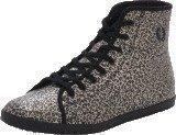 Fred Perry B86 Shoe Gunmetal