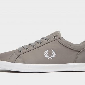 Fred Perry Baseline Ripstop Harmaa
