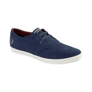 Fred Perry Byron Low Suede Kengät