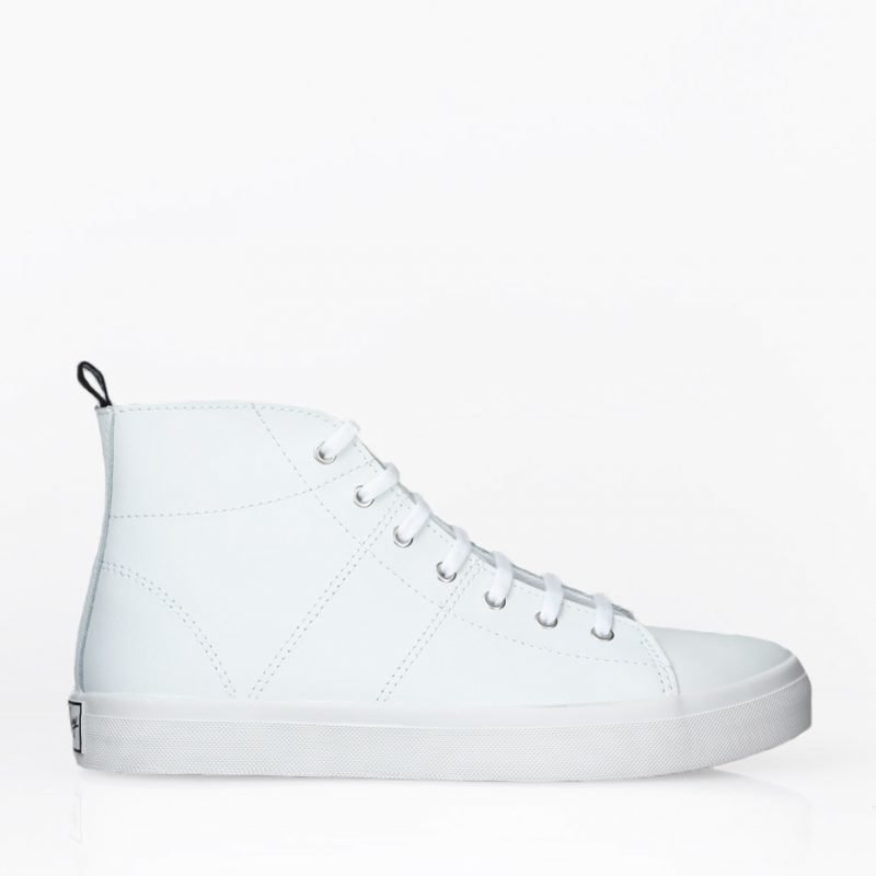 Fred Perry Ellesmere Mid Leather