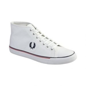 Fred Perry Haydon Mid Canvas Kengät