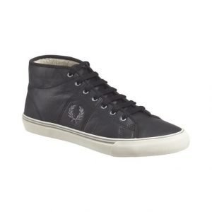 Fred Perry Haydon Mid Leather Kengät