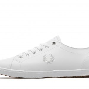 Fred Perry Kingston Leather Valkoinen