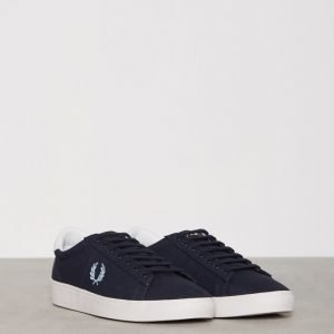 Fred Perry Spencer Canvas Tennarit Navy