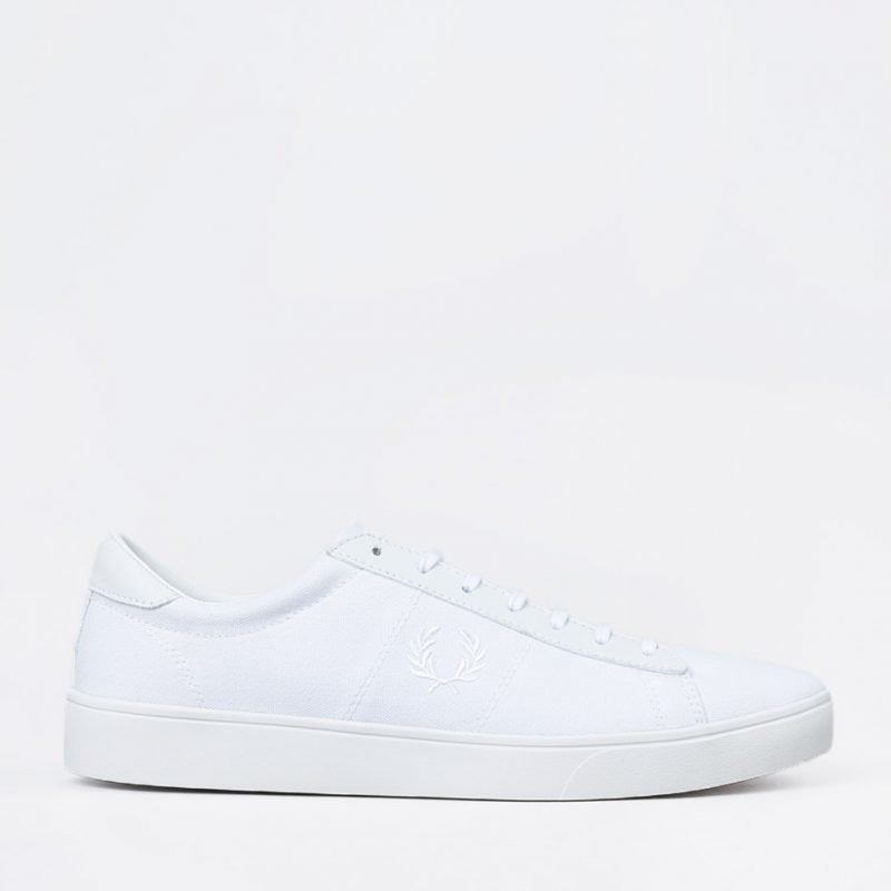 Fred Perry Spencer Canvas/Leather