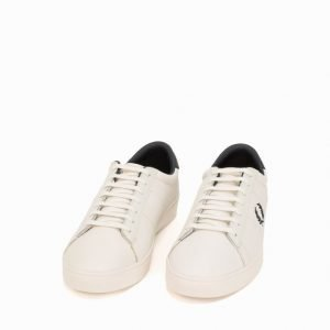 Fred Perry Spencer Leather Tennarit Porcelain