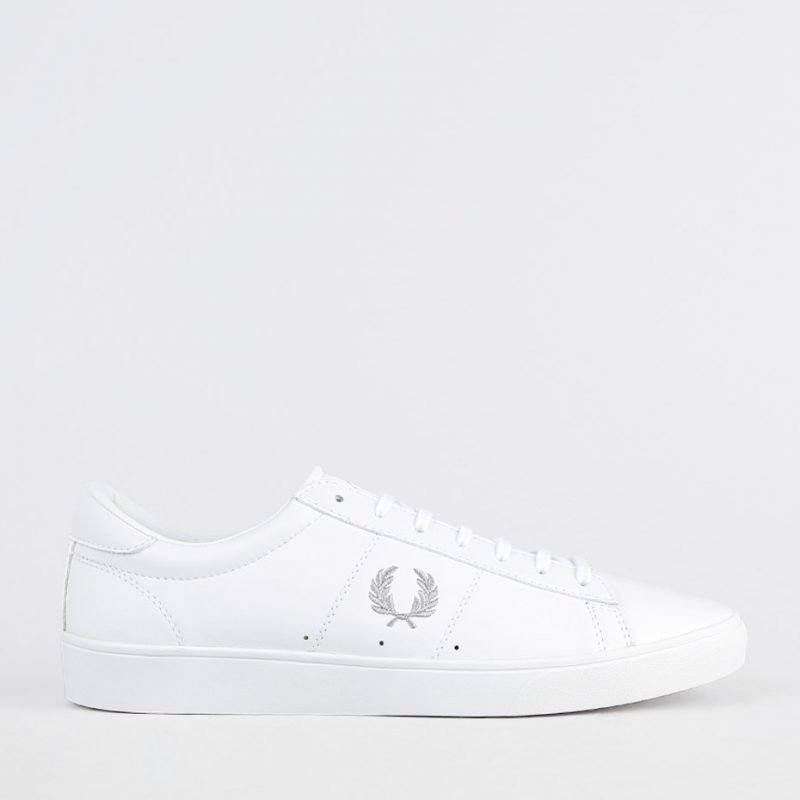 Fred Perry Spencer Optic Leather