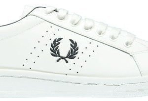 Fred Perry U Parkside Leather tennarit