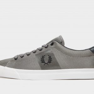 Fred Perry Underspin Harmaa
