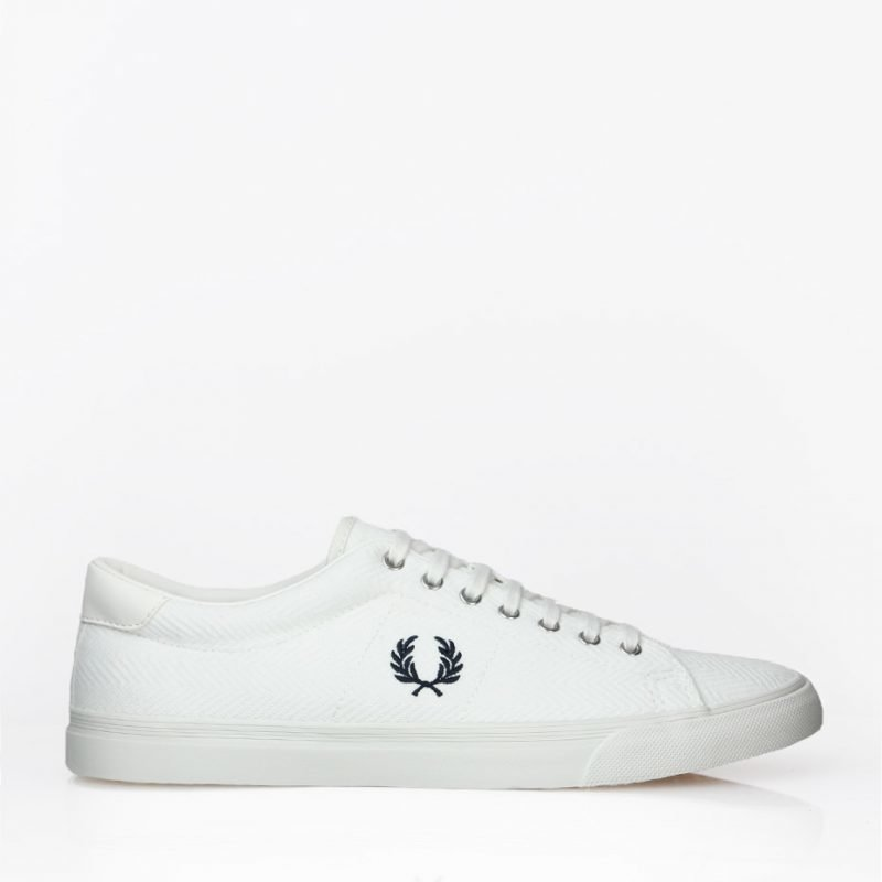 Fred Perry Underspin Herringbone