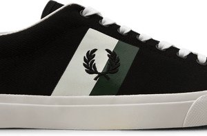 Fred Perry Underspin Plastisol Twill Tennarit