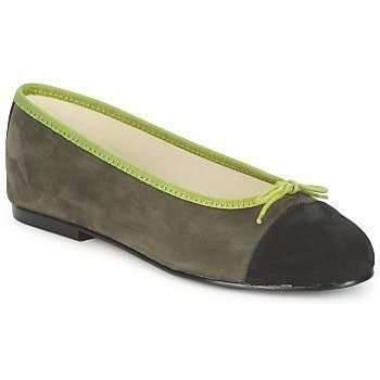 French Sole OURO ballerinat