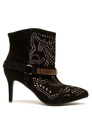 Friis & Company Doria Ankle Boot Musta