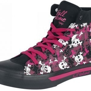 Full Volume by EMP Skulls Sneaker Varsitennarit