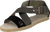 G Star Raw Aria Flat Salon Strap Dark Grey