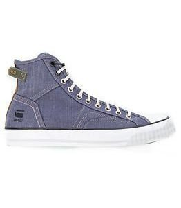 G-Star Raw Campus Raw Scott III Hi Denim