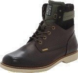 G Star Raw District Summit Brown Lthr