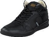 G Star Raw Futura Outland Mid Lthr Black