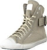 G Star Raw Grade Mortar Hi Light Grey Canvas