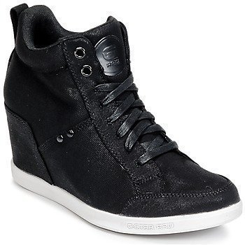 G-Star Raw LABOUR WEDGE korkeavartiset tennarit