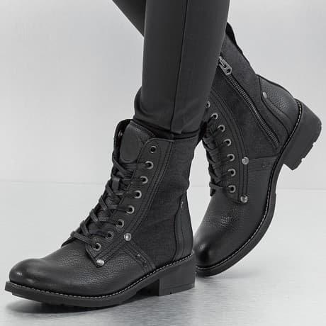 G-Star Vapaa-ajan kengät Musta