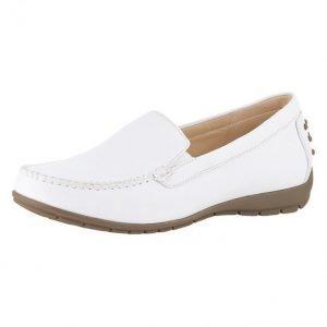 Gabor Loaferit Valkoinen