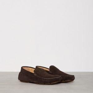Gant Austin Moccasin Loaferit Dark Brown