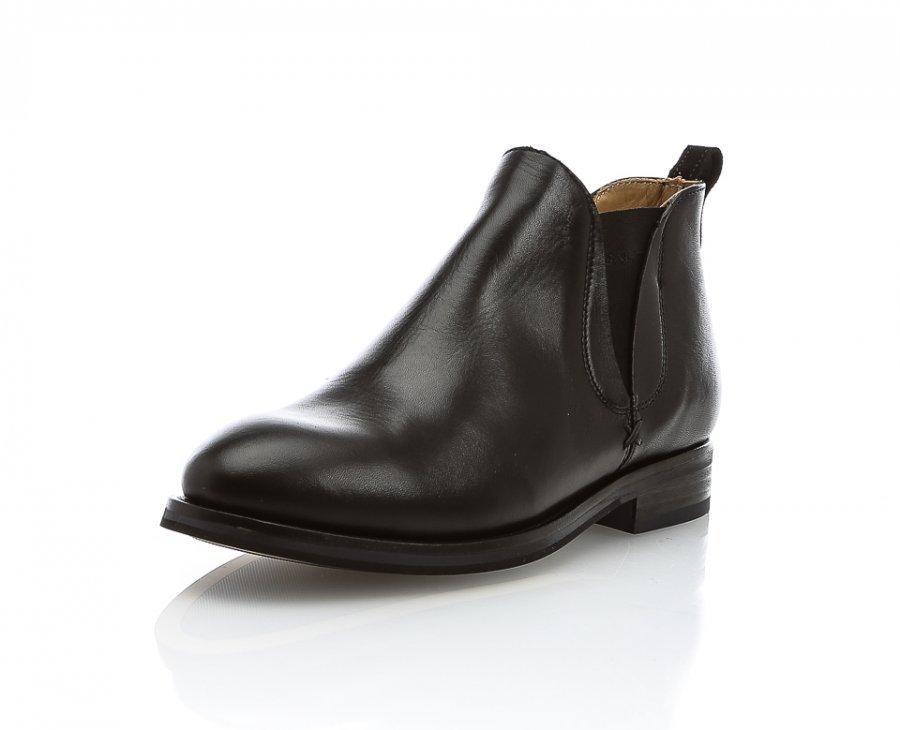 Gant Avery Chelsea Boots Bootsit Musta