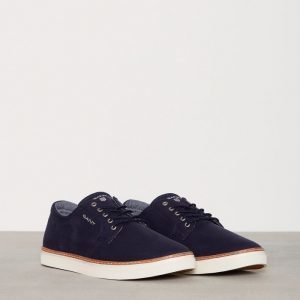 Gant Bari Low lace shoes Tennarit Marine