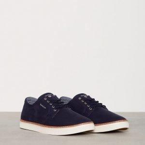 Gant Bari Low lace shoes Tennarit Marine