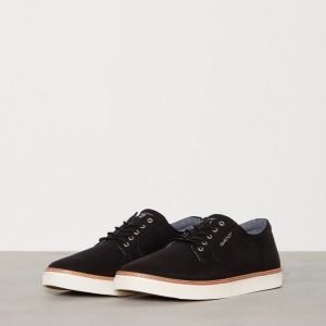 Gant Bari Low lace shoes Tennarit Musta