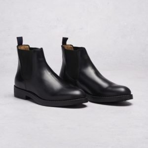 Gant Oscar Leather G00 Black